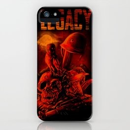 War Legacy iPhone Case