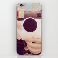 instagram iPhone & iPod Skins featuring Instagram  by Mandy_faith
