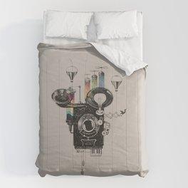Dream Camera Comforters
