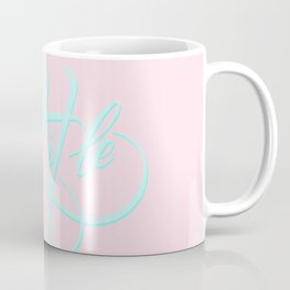 Let it be Coffee Mug