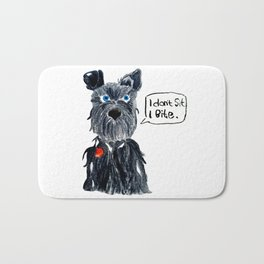 Chief - Wes Anderson Bath Mat