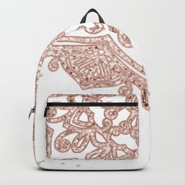 Peaceful showers Backpack