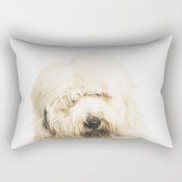 Old English Sheepdog Rectangular Pillow