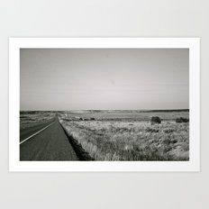 Colorado Road Art Print