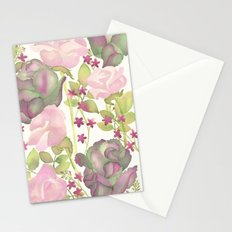 Autumn Bouquet - Kale & Rose Stationery Cards
