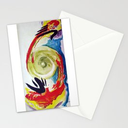 Ward Off Left Stationery Cards