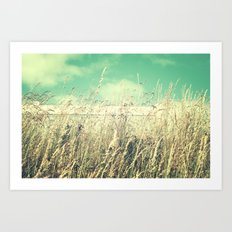 If Spring Could Talk Art Print