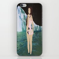 lee pace iPhone & iPod Skins featuring Glacial Pace by sens