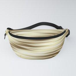 Golden silk pattern Fanny Pack