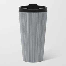 dense lines Travel Mug