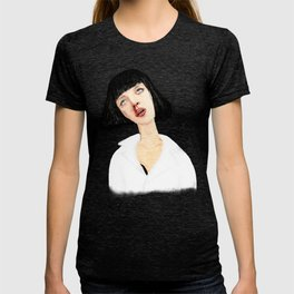 Mrs Mia Wallace T-shirt