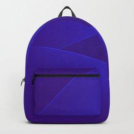 Blue Gem, Daisy Bush & Persian Indigo Colors Backpack