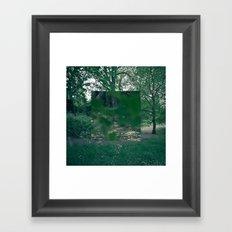 Fokus Objekt Abstand n°1 Framed Art Print