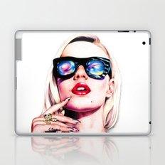 Iggy Azalea Portrait Laptop & iPad Skin