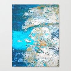 PEEL OFF Canvas Print