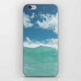 Hawaii Water VI iPhone Skin