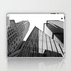 New York Building Laptop & iPad Skin