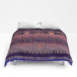 Tribal Ocean Comforters