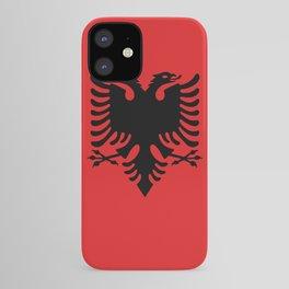 Flag of Albania - Albanian Flag iPhone Case