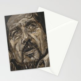 Waylon Jennings Stationery Cards