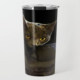 Curiosity Bagged Travel Mug