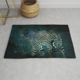 Midnight Jaguar Rug