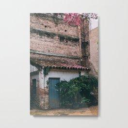 Autumn in Spain Metal Print