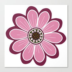Flower 22 Canvas Print