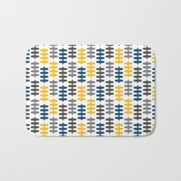 Joy collection - Yellow leaves Bath Mat