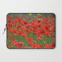 Poppy field 1820 Laptop Sleeve