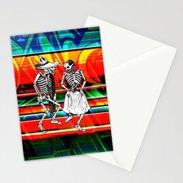 PastPresent Calaveras Stationery Cards