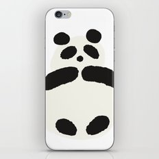 I'm just another Panda! iPhone Skin