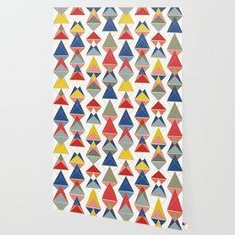 Triangular Affair Wallpaper