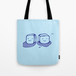 Ice Ice Baby Tote Bag