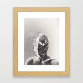 Letterhead Framed Art Print