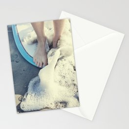 toes on the nose  Stationery Cards