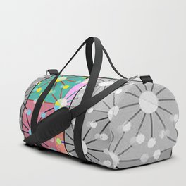 Molecular Metamorphosis Duffle Bag