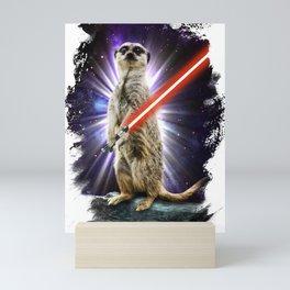 Meerkat Mini Art Print