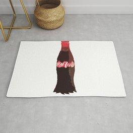 Coke-Man Rug