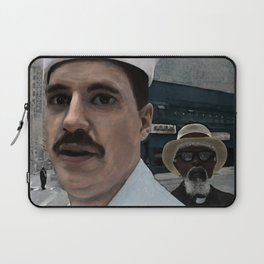 Fish out of Water Laptop Sleeve