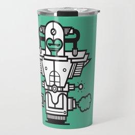 Robot 01 Travel Mug
