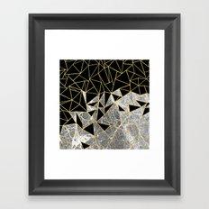 Marble Ab Framed Art Print