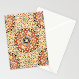 Gypsy Caravan Mandala Stationery Cards