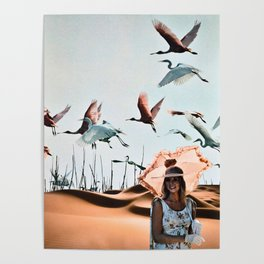 Fly Bird Fly Poster