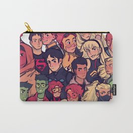 Young Justice Carry-All Pouch