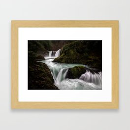 Spirit of the Forest [Horizontal] Framed Art Print