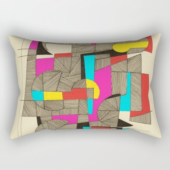 - architecture#03 - Rectangular Pillow