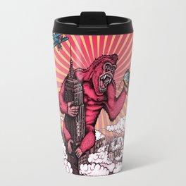 Beer Kong Travel Mug