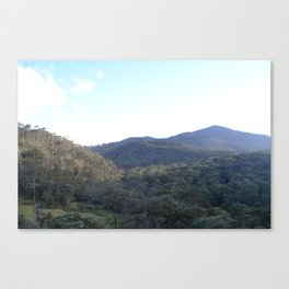 The Summit Point Canvas Print