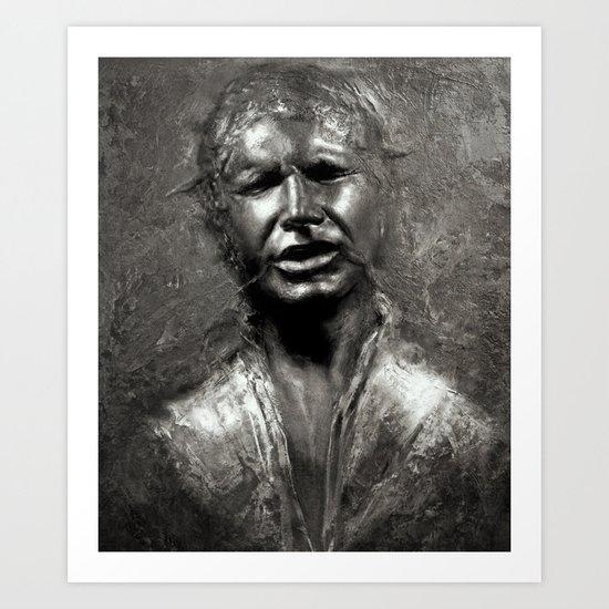 Carbon Copy Art Print
